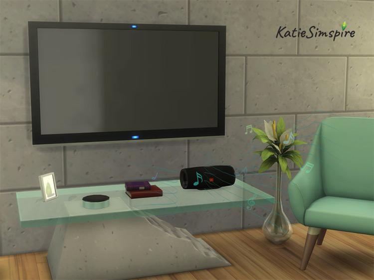 JBL Speaker / Sims 4 CC