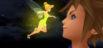 Tinker Bell in the original Kingdom Hearts
