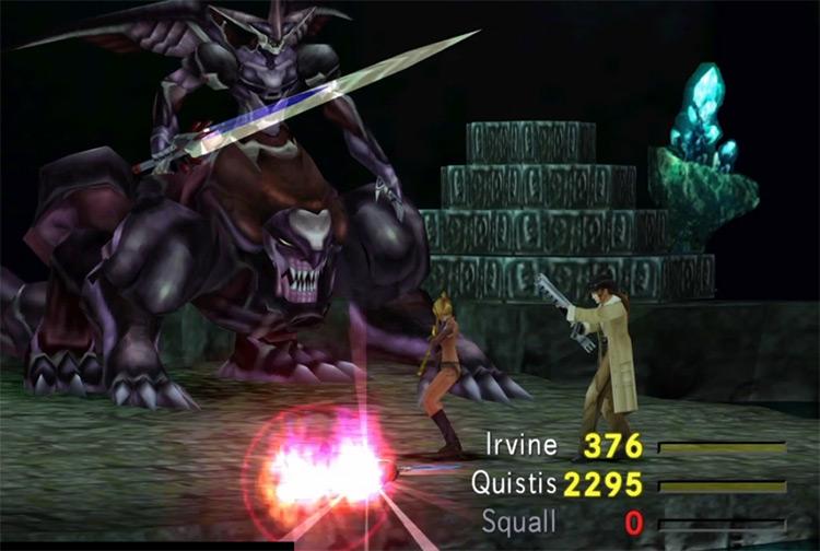 Ultima Weapon FF8 boss