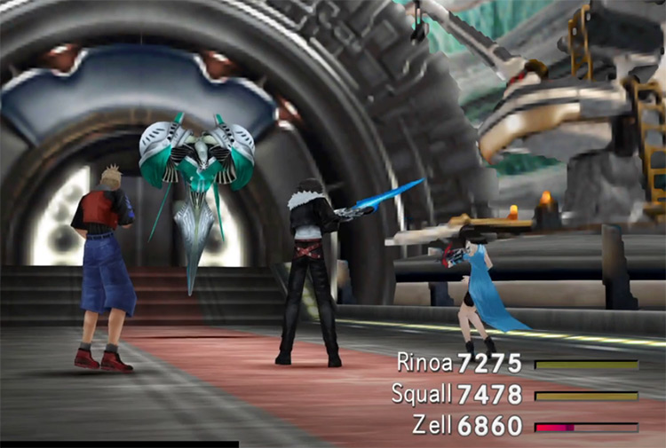 Mobile Type-8 in FF8