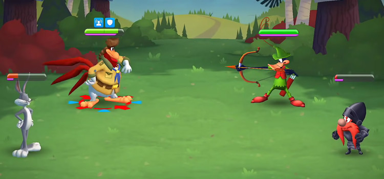 Looney Tunes World of Mayhem Game Screenshot