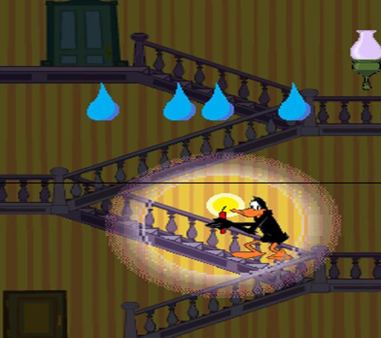 Looney Tunes: Duck Amuck Nintendo DS game