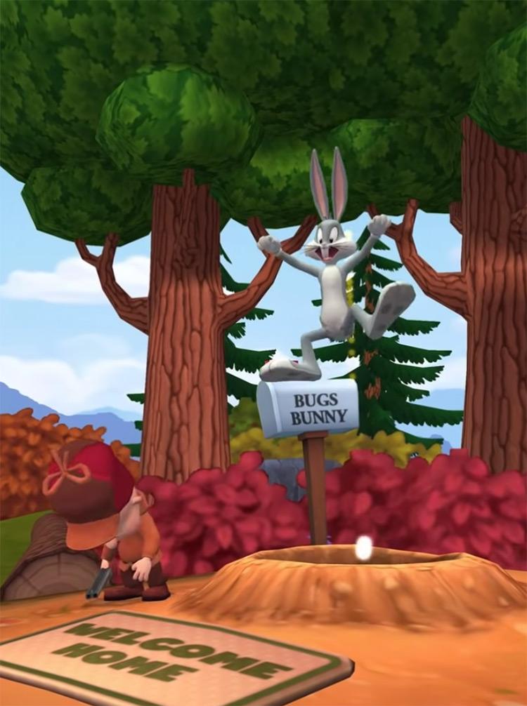 Looney Tunes Dash! gameplay