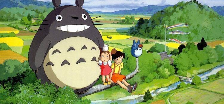 My Neighbor Totoro Screenshot from Studio Ghibli