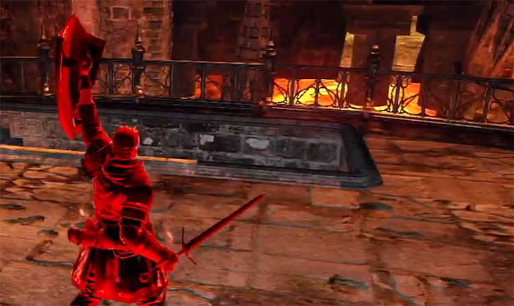 Heide Knight Sword in Dark Souls 2