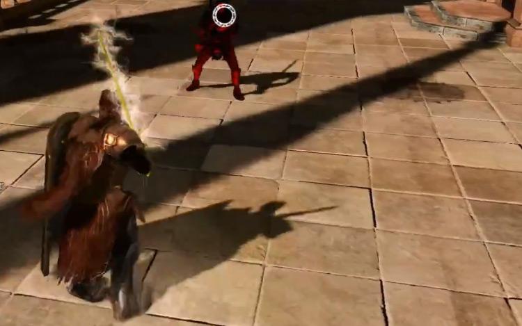 Defender Greatsword in Dark Souls 2