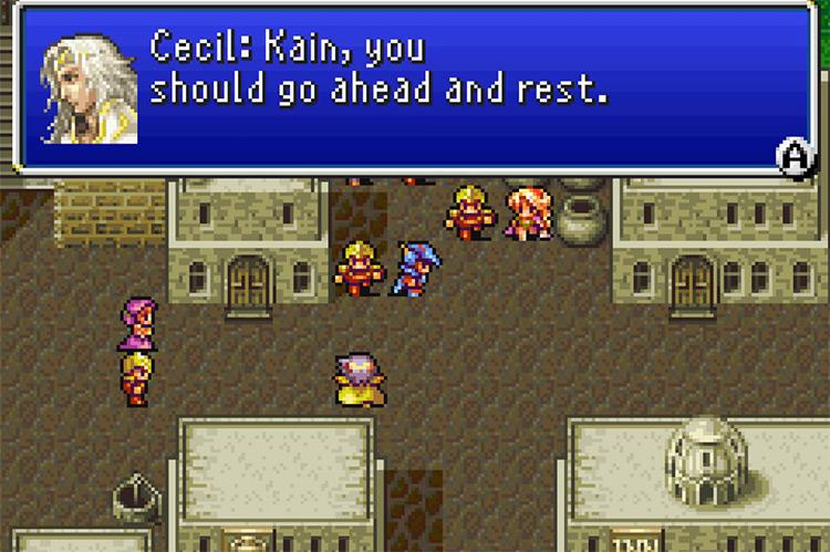 Final Fantasy VI Advance Game Boy Advance game