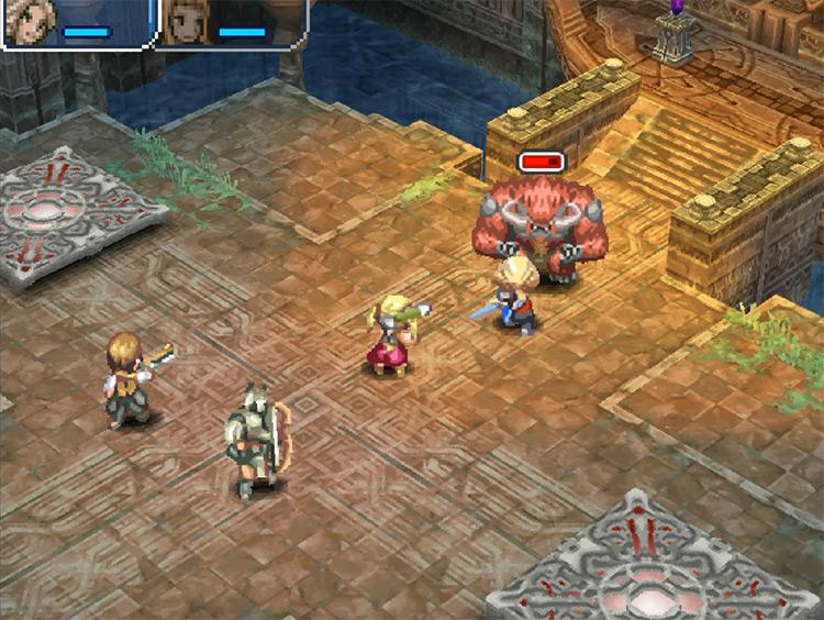 Final Fantasy XII: Revenant Wings game screenshot