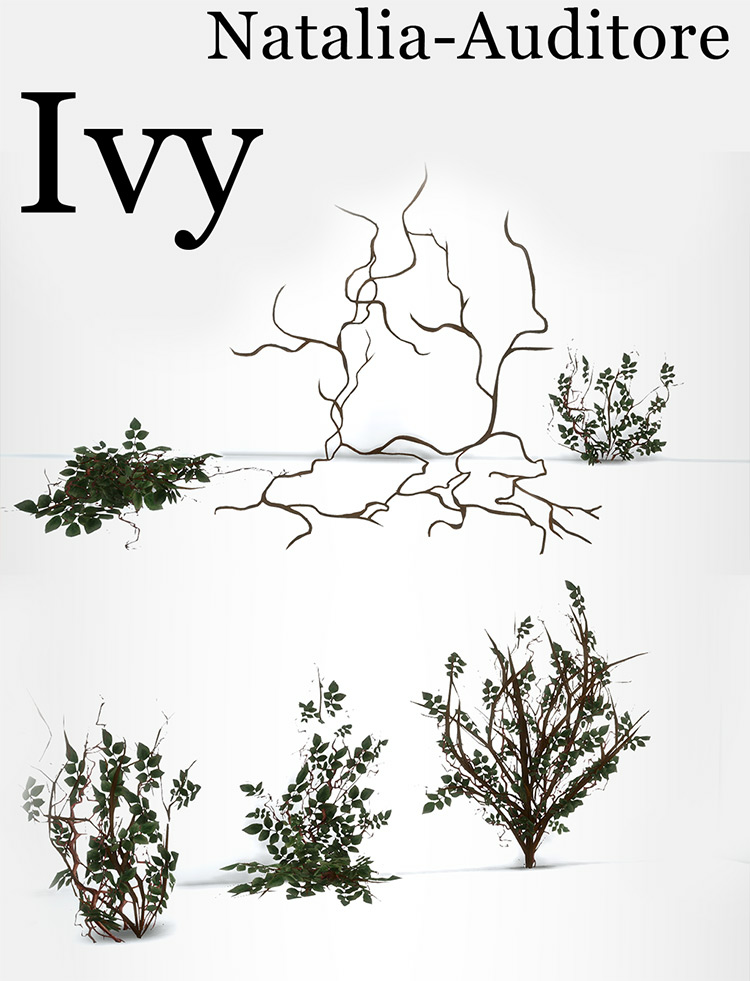 Ivy Roots Preview / Sims 4 CC