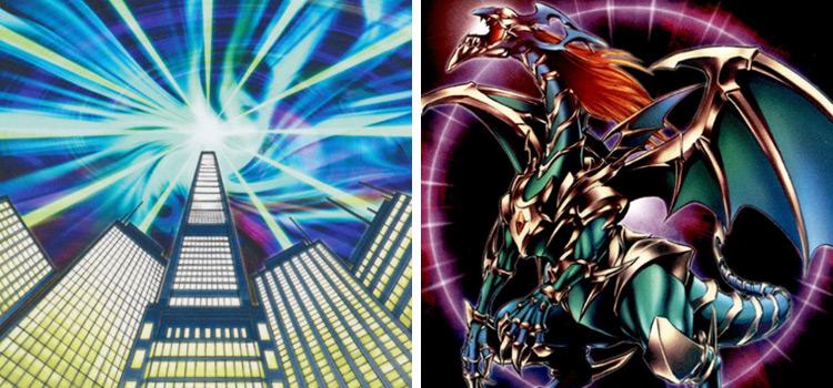 Future Vision & Chaos Emperor YGO