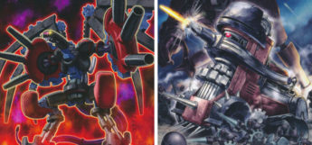 Ancient Gear Howitzer & Gear Catapult YGO