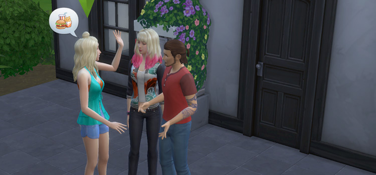 Zodiac Traits for Teens in The Sims 4