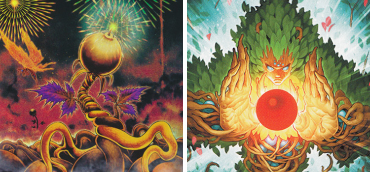 Lonefire Blossom Eco Mystical Spirit YGO