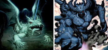 Mudragon Swamp and Coordius Dealmon YGO