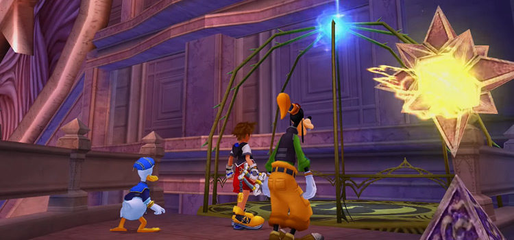 KH1: Ranking All Worlds From The Original Kingdom Hearts