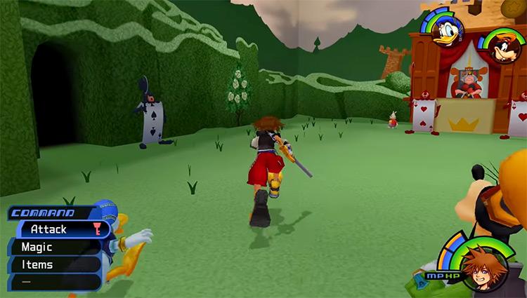 Wonderland World in KH 1.5 HD
