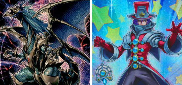 Chao Emperor Dragon Pendulum and Performapal Sorcerer YGO