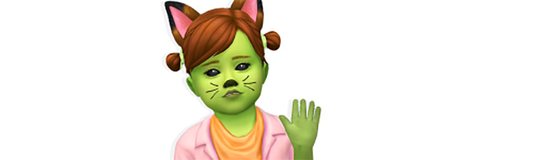Cat's Meow CC for The Sims 4