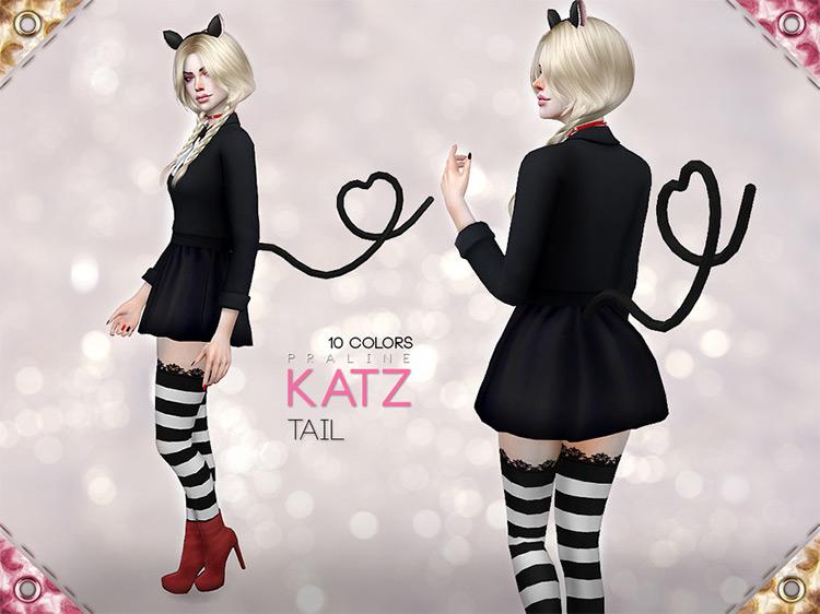 Katz Tail / Sims 4 CC