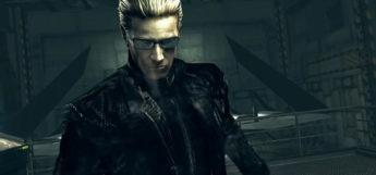 Albert Wesker from RE5 Gameplay