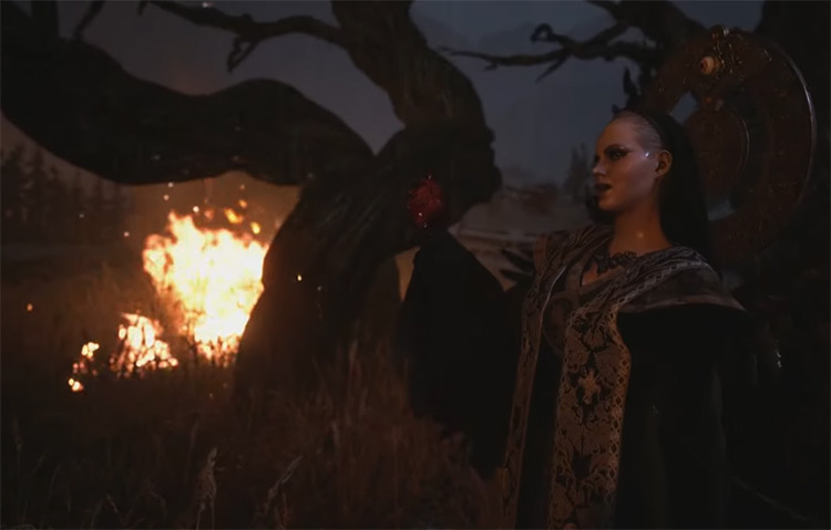 Mother Miranda from Resident Evil Village (2021)