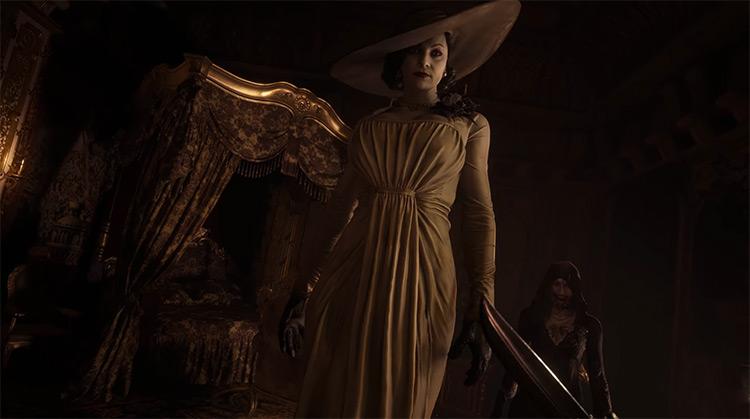 Alcina Dimitrescu from Resident Evil Village (2021)