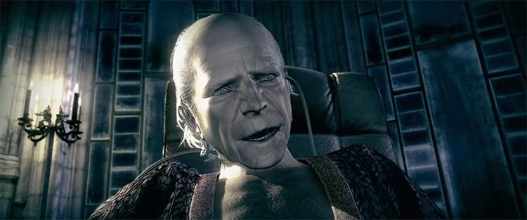 Oswell E. Spencer from Resident Evil 5