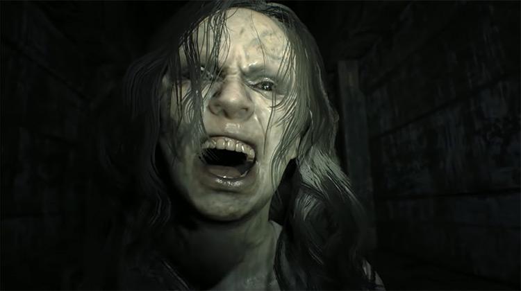 The Bakers in Resident Evil 7: Biohazard screenshot