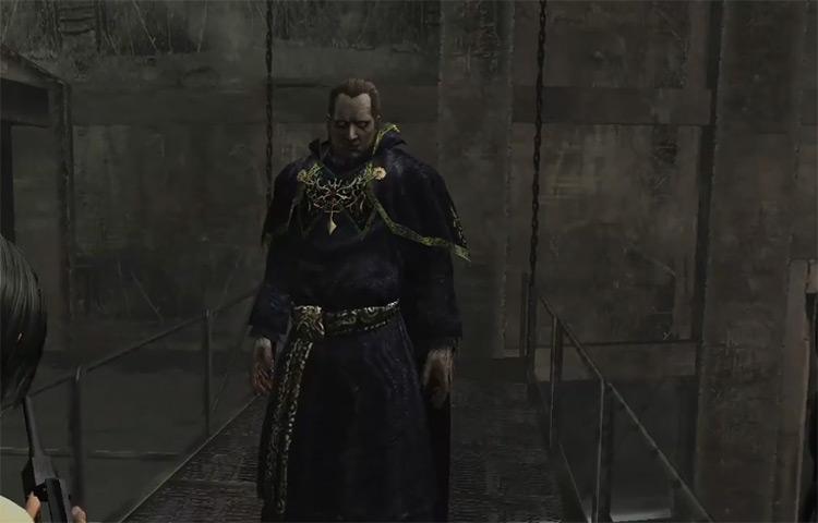Osmund Saddler in Resident Evil 4