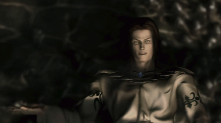 James Marcus (Queen Leech) from Resident Evil 0