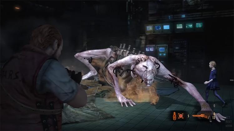Alex Wesker Resident Evil: Revelations 2
