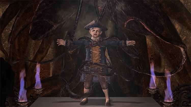 Ramon Salazar Resident Evil 4 game