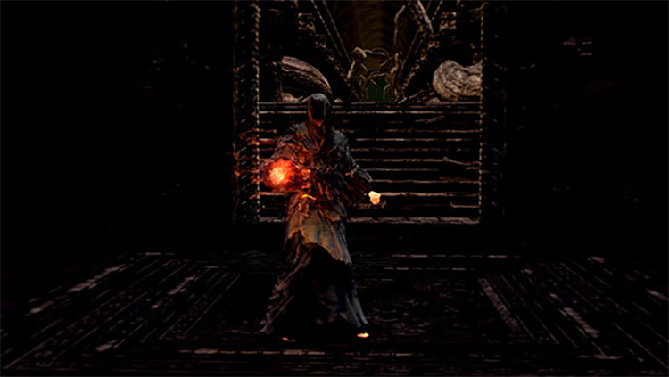 'The Fair Lady' (Daughter of Chaos) in DS1 Remastered