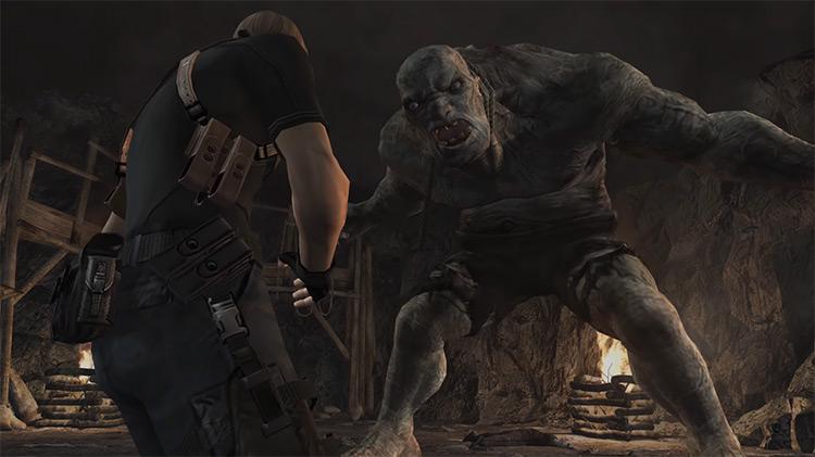 El Gigante / Resident Evil 4 PC Remaster screenshot