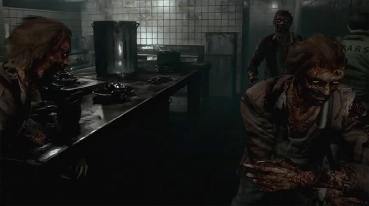 Crimson Heads / Resident Evil HD Remaster