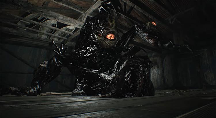 Jack Baker / Resident Evil 7: Biohazard screenshot