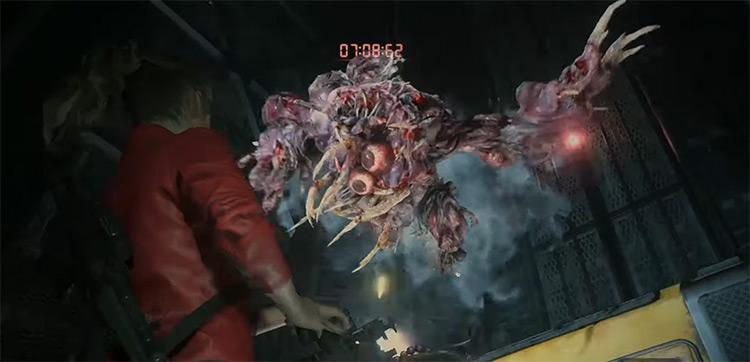 G William Birkin in Resident Evil 2 Remake