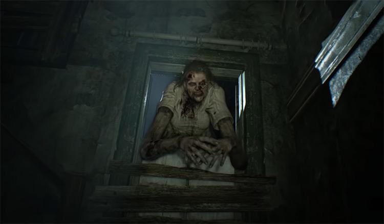 Marguerite Baker from Resident Evil 7: Biohazard