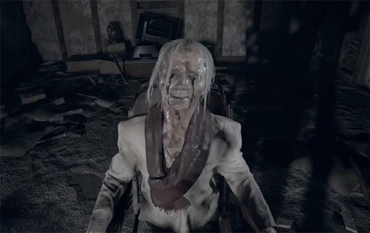Eveline in Resident Evil 7: Biohazard