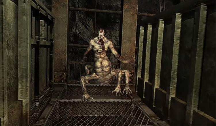 It / Resident Evil 4 (2005) screenshot
