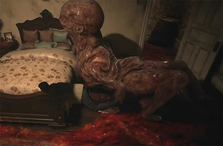 Baby from Resident Evil Village (2021)
