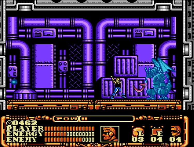 Power Blade 2 / NES gameplay