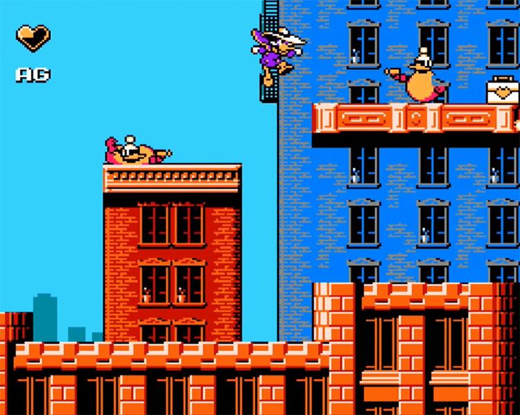 Darkwing Duck / NES game