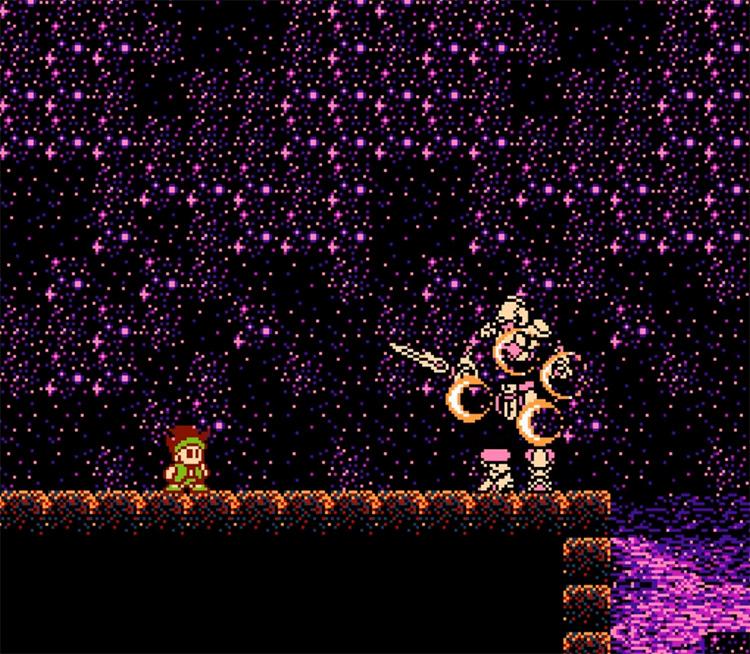 Little Samson NES gameplay