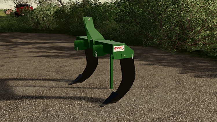 Kotte Garant Chisel Plow Mod for FS19