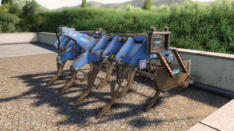 Sicma Bronty 3000 Farming Simulator 19 Mod