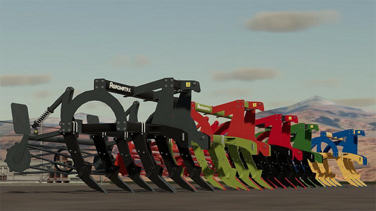 Agromatax SM-3 Mod for FS19