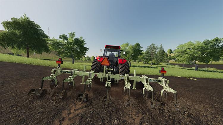 Lizard815 Mod for Farming Simulator 19