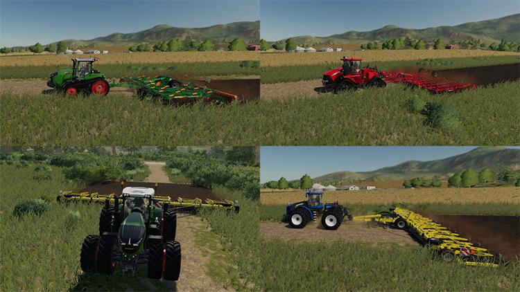 Field Creator Pack Mod for FS19