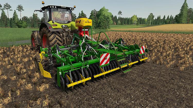 Kerner Corona 500 Farming Simulator 19 Mod